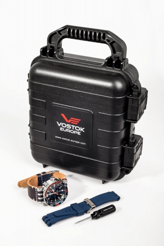 Vostok Europe Original XL-Dry-Box
