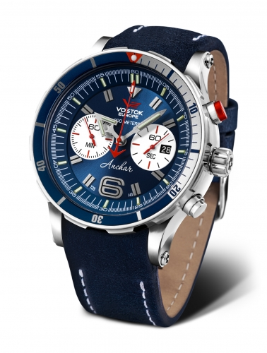 Vostok Europe Anchar Chronograph Quarz 6S21-​510A583