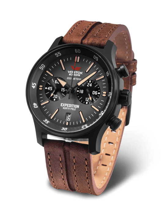 Vostok Europe Expedition Nordpol 1 Chronograph VK64-​592C558