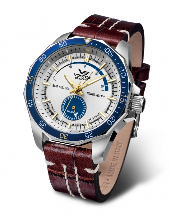 Vostok Europe Rocket N1 Automatik Gangreserve NE57-​225A562 by trend-watch.de