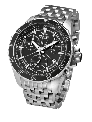Vostok Europe Rocket N1 Chronograph Quarz 6S30-​2255177b