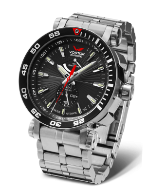 Vostok Europe Energia Rocket Automatik Power Reserve YN84-​575A538b