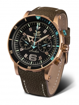 Vostok Europe Anchar Chronograph Quarz 6S21-​510O585